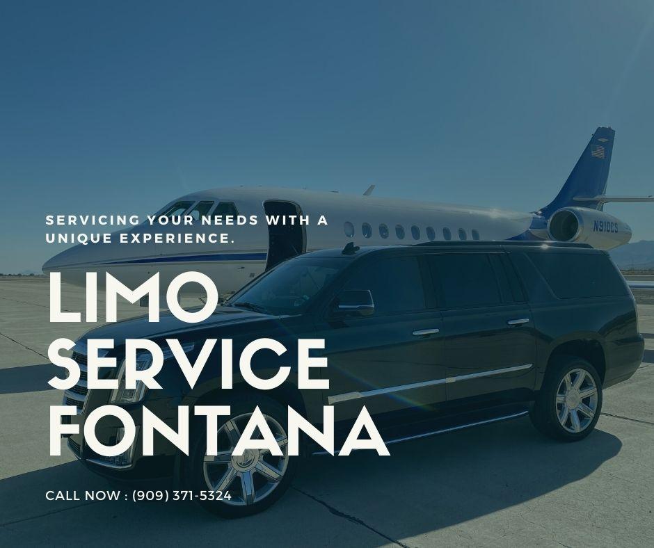 Limo Service Fontana